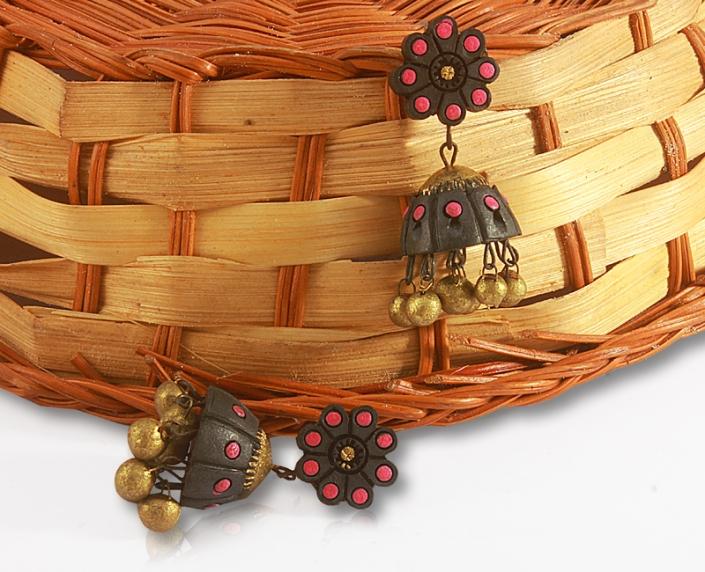 Pachi Jewellery,terracotta jewellery
