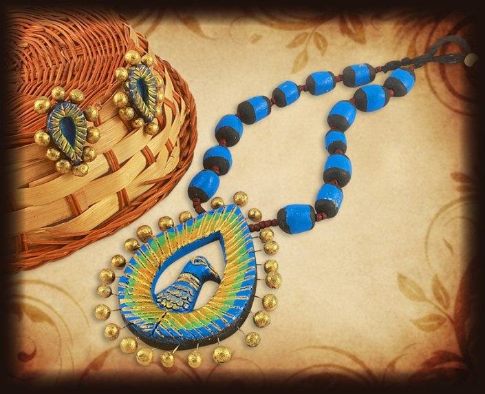 Handmade Artificial Jewellery India